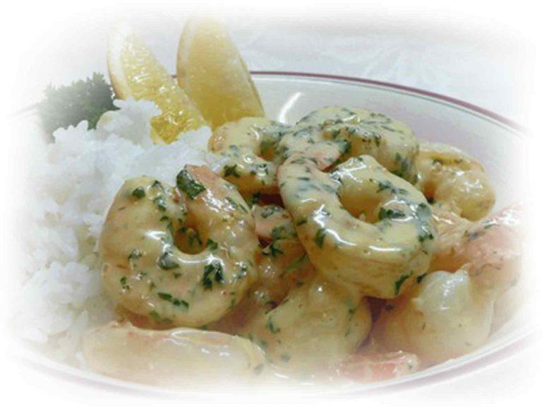 creamy-garlic-prawns