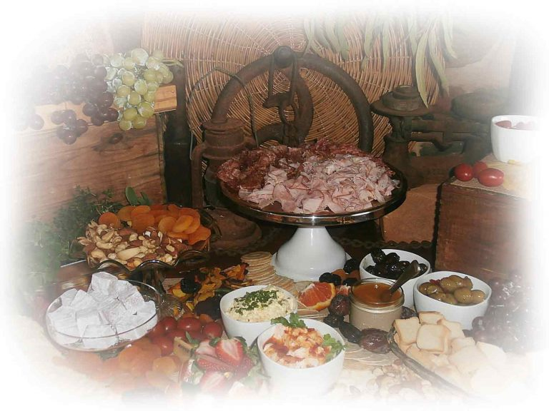 grazing-table-savouries